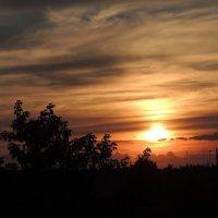 закат :: Юлия Никитенко