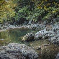 Затерянное озеро :: Евгений Зинченко