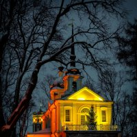 Ночь.... :: Рома Григорьев