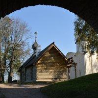 Староладожская крепость :: Ирина Михайловна