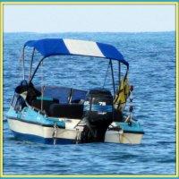 А рыбаки ушли под воду... :: Герович Лилия