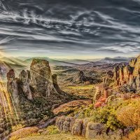Метеоры, Греция... :: Вячеслав Мишин