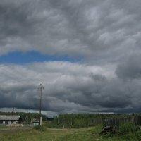 Погода портится :: Алина Шевелева