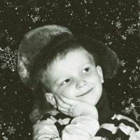 Новогодние детские мечты..... :: Ирина Жеребятьева