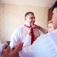 Сборы жениха :: Арина Cтыдова