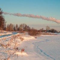 Морозный денек :: Яна Старковская