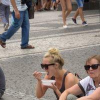 Туристы (Прага) #7 :: Олег Неугодников