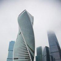 Небоскрёб :: Анна Уварова