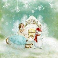 С рождеством! :: Ирина Полунина