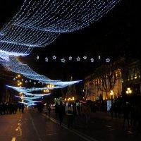 В Новогоднюю ночь :: Наталья Джикидзе (Берёзина)