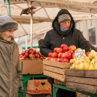 На Рижском рынке :: MVMarina