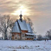 Зимний день :: Леонид Иванчук