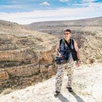 Я в пустыне :: Тарас Леонидов