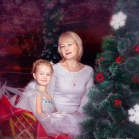Новогодняя :: Плотникова Юлия