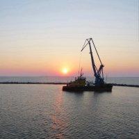 Восход солнца :: Вера Щукина