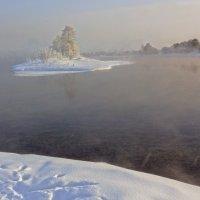 Туманный остров :: Анатолий Иргл