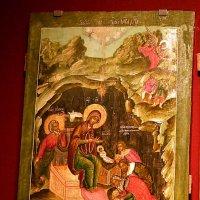 """Икона """"Рождество Христово"""" :: Владимир Болдырев"""