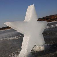 Юг Приморья. Звезда изо льда. :: Владимир Гробов