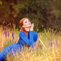 Очарование летних дней :: Татьяна Гордеева