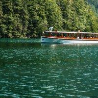 Озеро Кёнигзее :: Надежда Лаптева