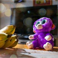 Огненная обезьяна 2016 Года! :: Борис Херсонский