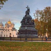В новгородском кремле :: Константин