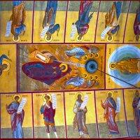 Рождество Христово. Роспись потолка в Преображенском соборе (Белгород), :: Elena Izotova