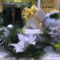 Стучится в окна Рождество... :: Anna Gornostayeva