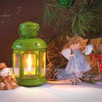 Друзья, с Рождеством! :: Элен .