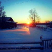 Рассвет на Севере :: Николай Туркин