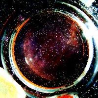 Вода в стакане. Космос с нами! :: dristuida .