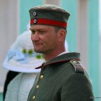 такой служивый :: Олег Лукьянов