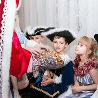 Добрые моменты Нового года:) :: Дарья Казбанова