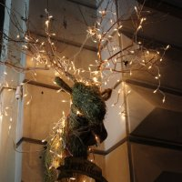 Дух Рождества в старом городе-2. :: Руслан Грицунь