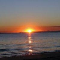 Закаты на острове Моретон :: Антонина