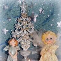 Счастливого Рождества. :: nadyasilyuk Вознюк