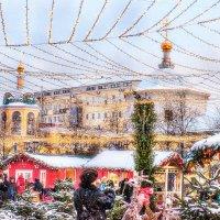Пусть будет Рождество – светлым, как этот чистый, белый снег... :: Ирина Данилова