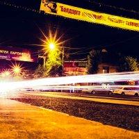 ночной город :: Hурсултан Ибраимов фотограф