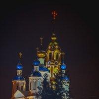 Казанская церковь :: Мария Татаринова
