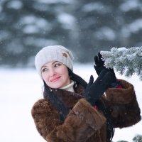 Зимняя сказка :: Алексей