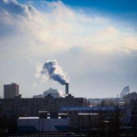 Городской индастриал (3) :: Yury Moskalyoff