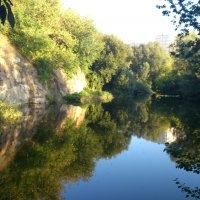 Река :: Ira Chupryna
