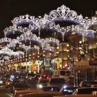 Санкт-Петербург наряженный :: Юлия Кучина