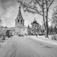 В Суздале на Рождество :: Игорь Иванов