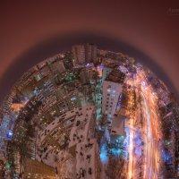 Рождественская панорамка :: Антон Сологубов