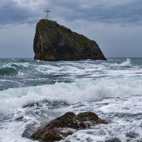 Каменный корабль :: Игорь Кузьмин