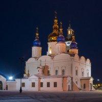 Тобольск Кремель вечер :: Алексей Дворцов