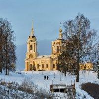 Церкви Подмосковья . Продолжение . :: Андрей Куприянов
