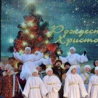 С Рождеством Христовым! (этюд 2) :: Константин Жирнов