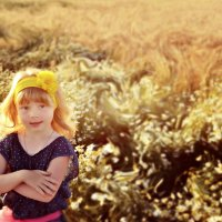 Где то средь ромашковых полей..... :: Ирина Жеребятьева